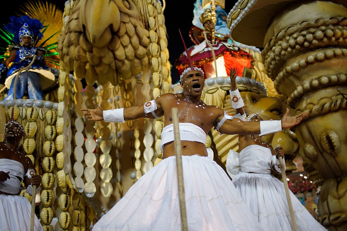 04 Rio de Janeiro Carnival 2019 Portela7