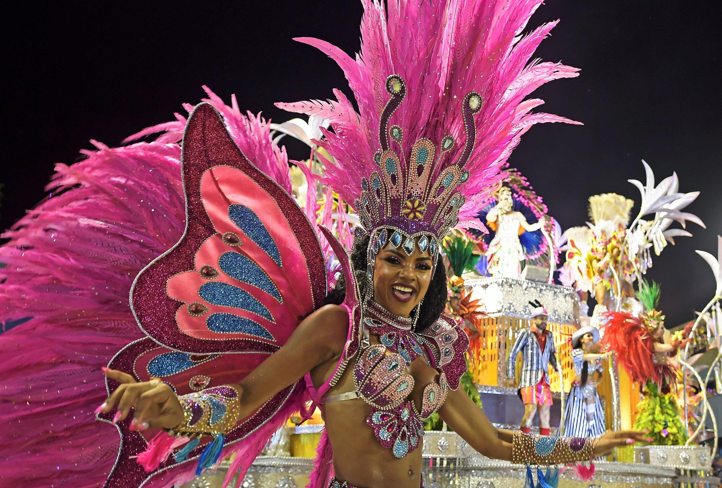 Rio de Janeiro Carnival 2019 Paraíso do Tuiuti1