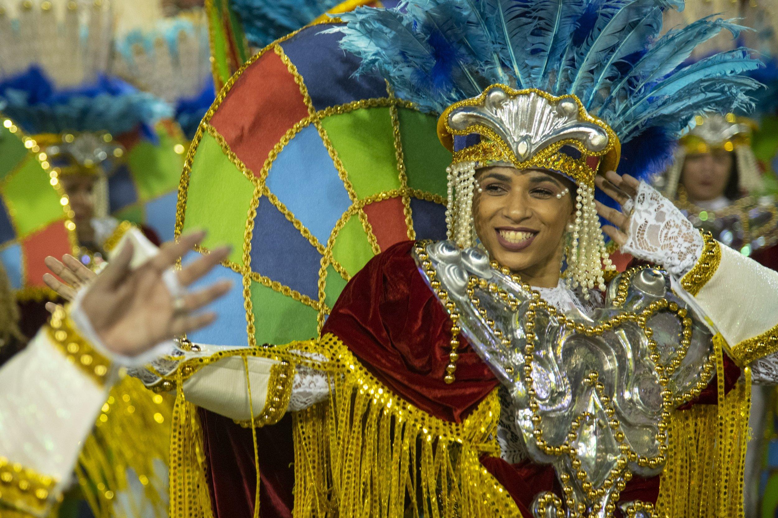 Rio de Janeiro Carnival 2019 Paraíso do Tuiuti3