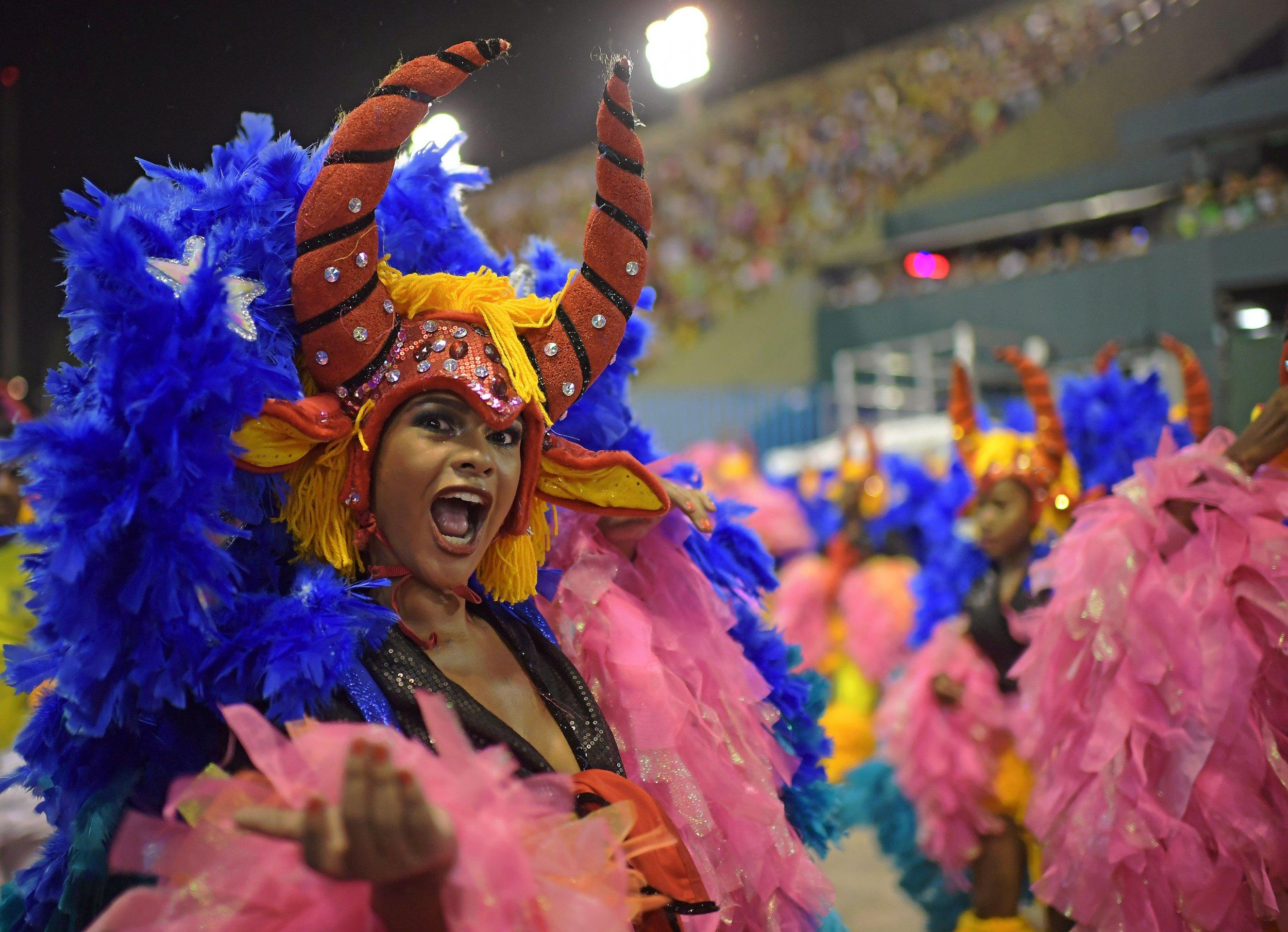 Rio de Janeiro Carnival 2019 Paraíso do Tuiuti4