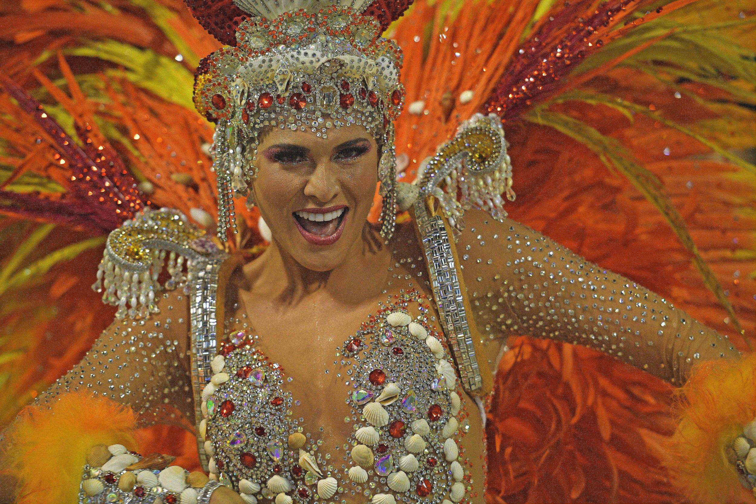 Rio de Janeiro Carnival 2019 Paraíso do Tuiuti5