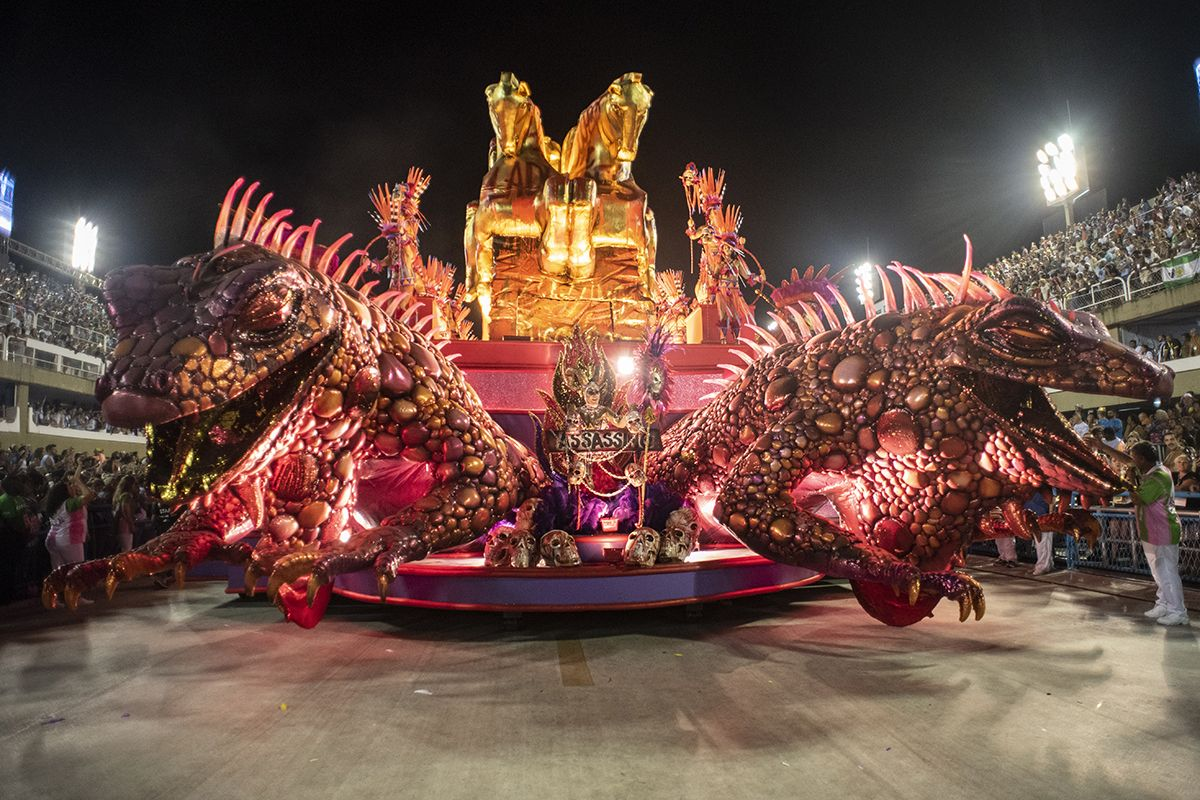 01 Rio de Janeiro Carnival 2019 Mangueira11