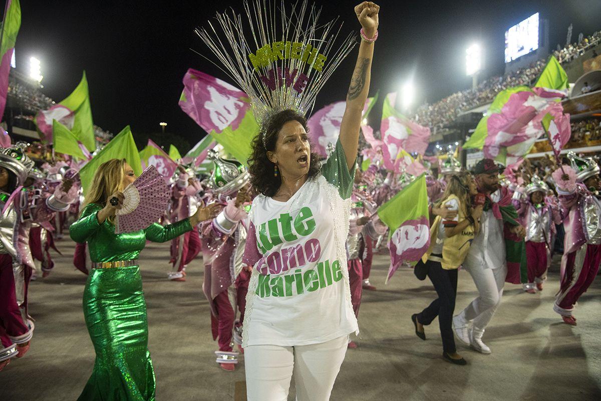 02 Rio de Janeiro Carnival 2019 Mangueira1