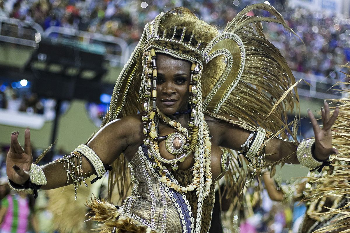 08 Rio de Janeiro Carnival 2019 Mangueira6