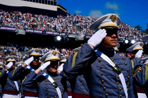 West Point's Newest Class Has More Minority New Cadets Than Last Year