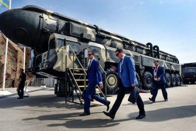 Russia, missiles, European, countries, ambassador