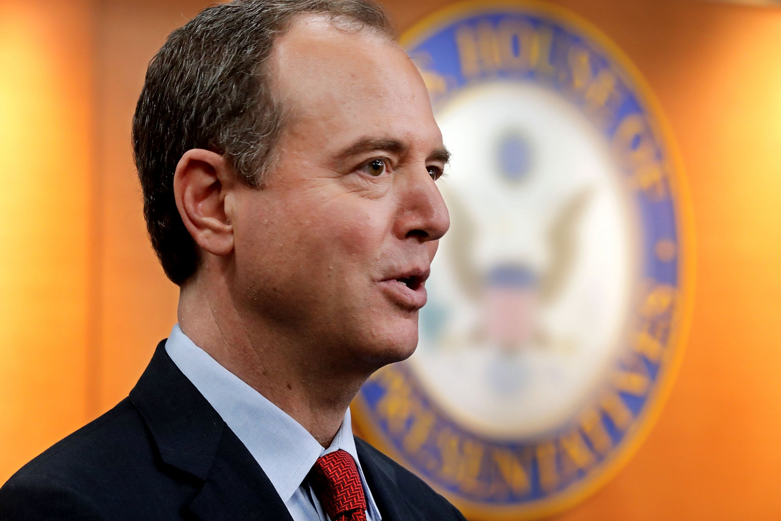 Adam Schiff Democrats Hire Daniel Goldman prosecutor Trump