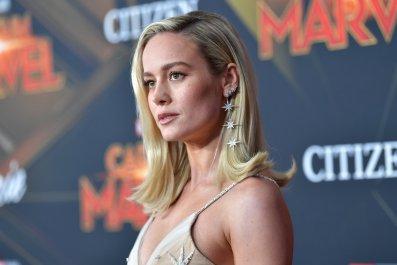 Brie Larson Captain Marvel LA premiere