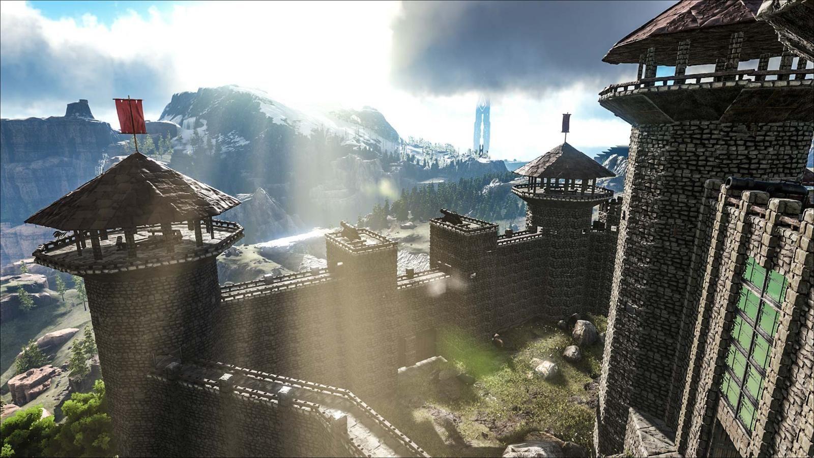 Ark Update 189 Walls