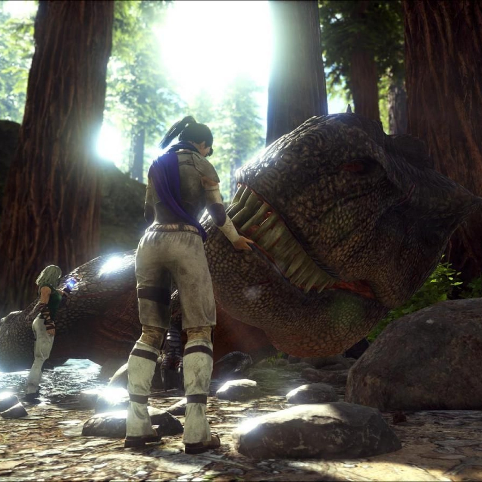 ARK' Update 1 89 Adds Homestead & Kibble Rework on PS4