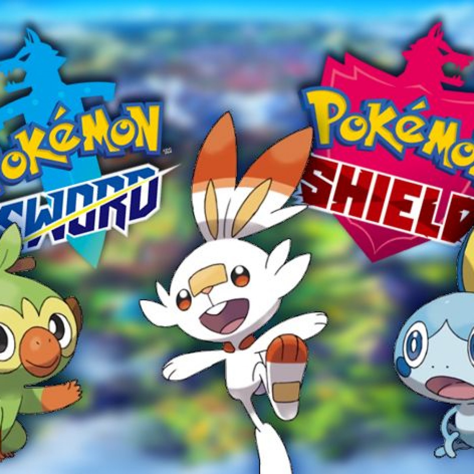 Pokemon Sword And Shield Gen 8 Starter Evolutions Clues And