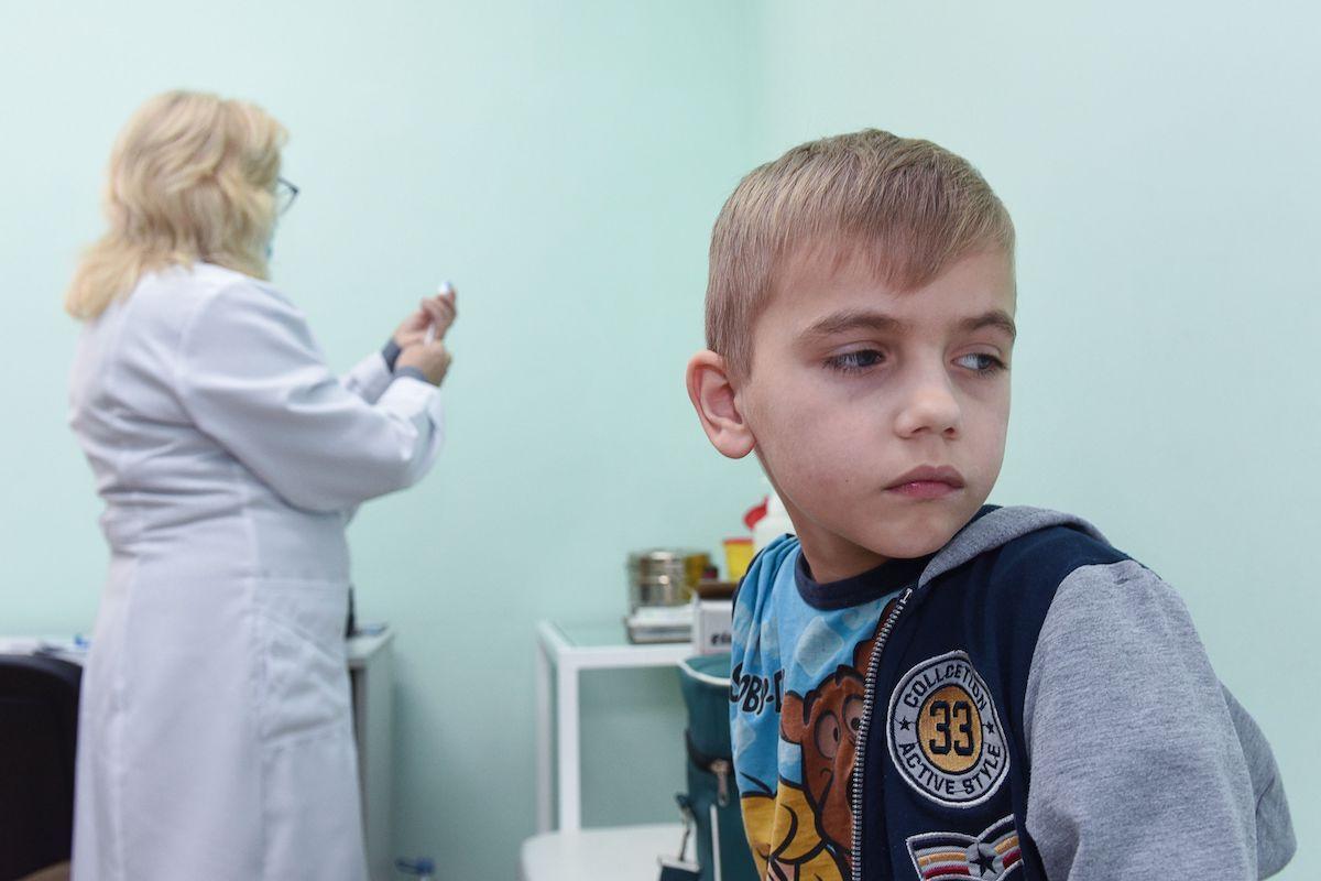 vaccination anti-vax world