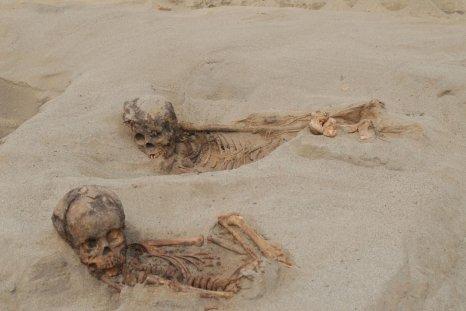 Peru child sacrifice