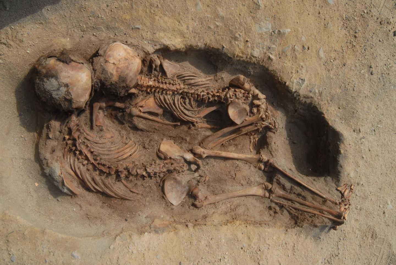 Peru child sacrifice 2