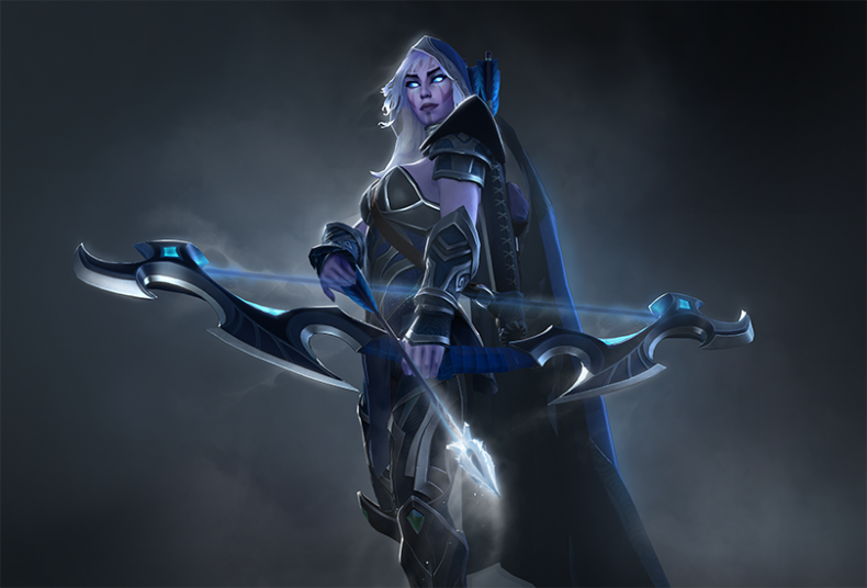 dota 2 drow ranger remodel traxex patch notes changelog update