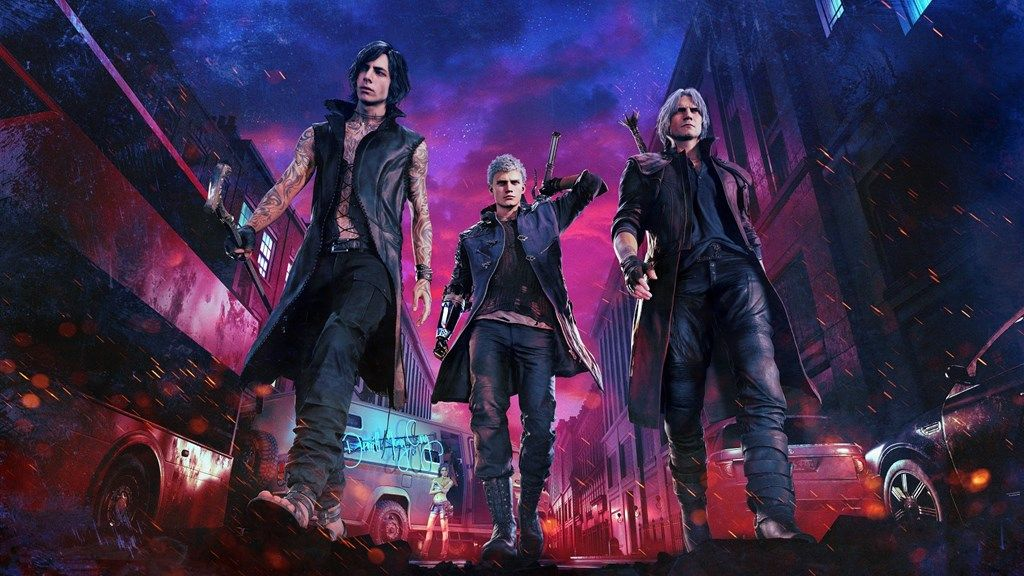 devil may cry 5 review score