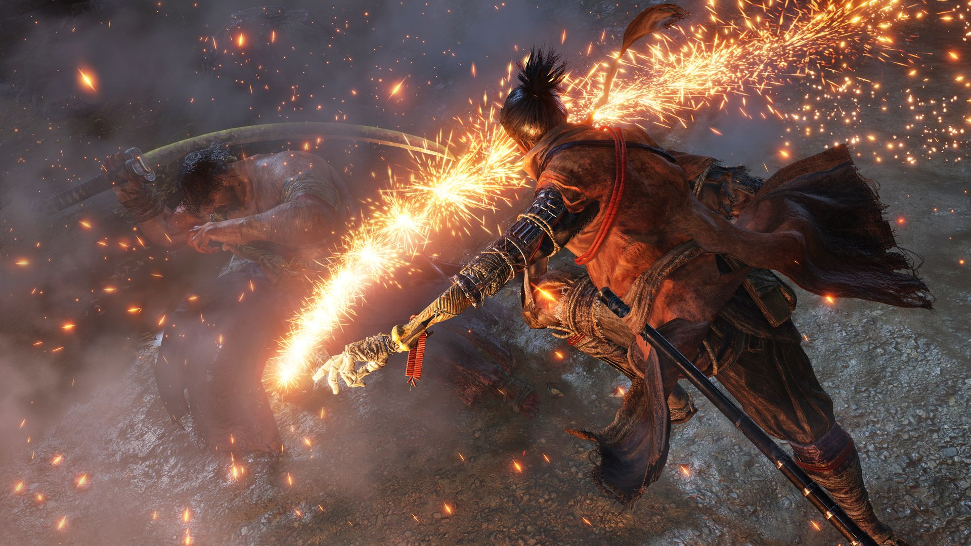 Sekiro first impression hands on preview header