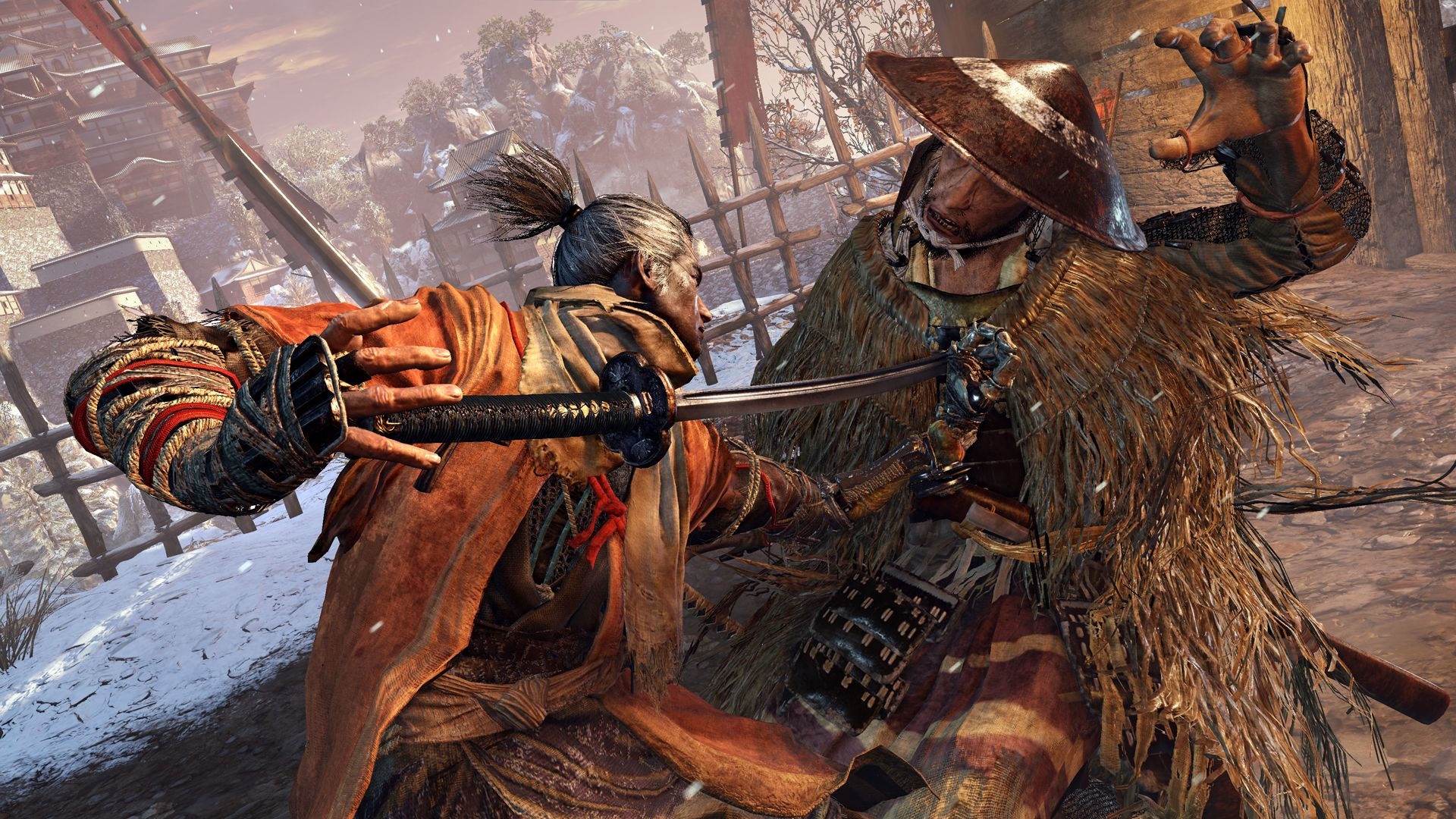 Sekiro first impression hands on preview 1