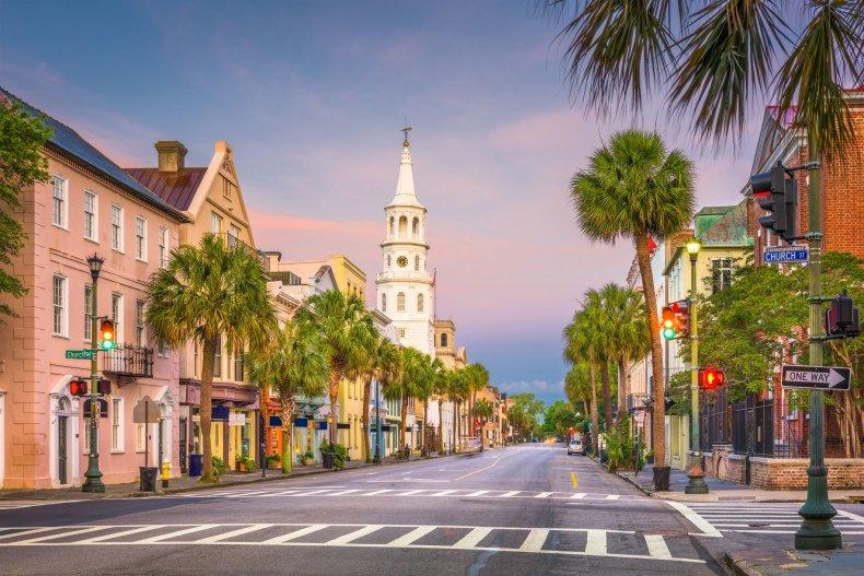 Spring Break 2019 - Charleston, South Carolina
