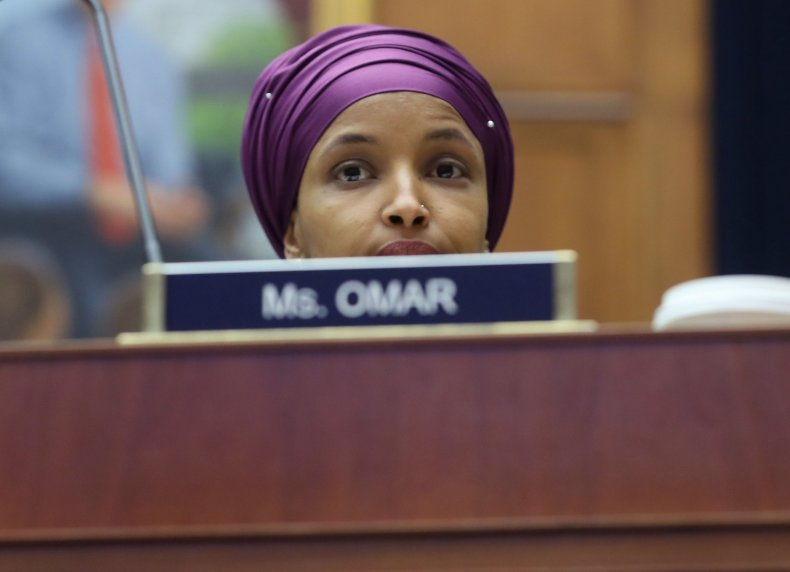 Democrats, divided, Ilhan Omar, resolution, anti-Semitic