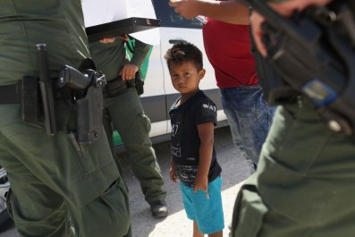 CBP, migrant, children, cages, Nielsen, testifies