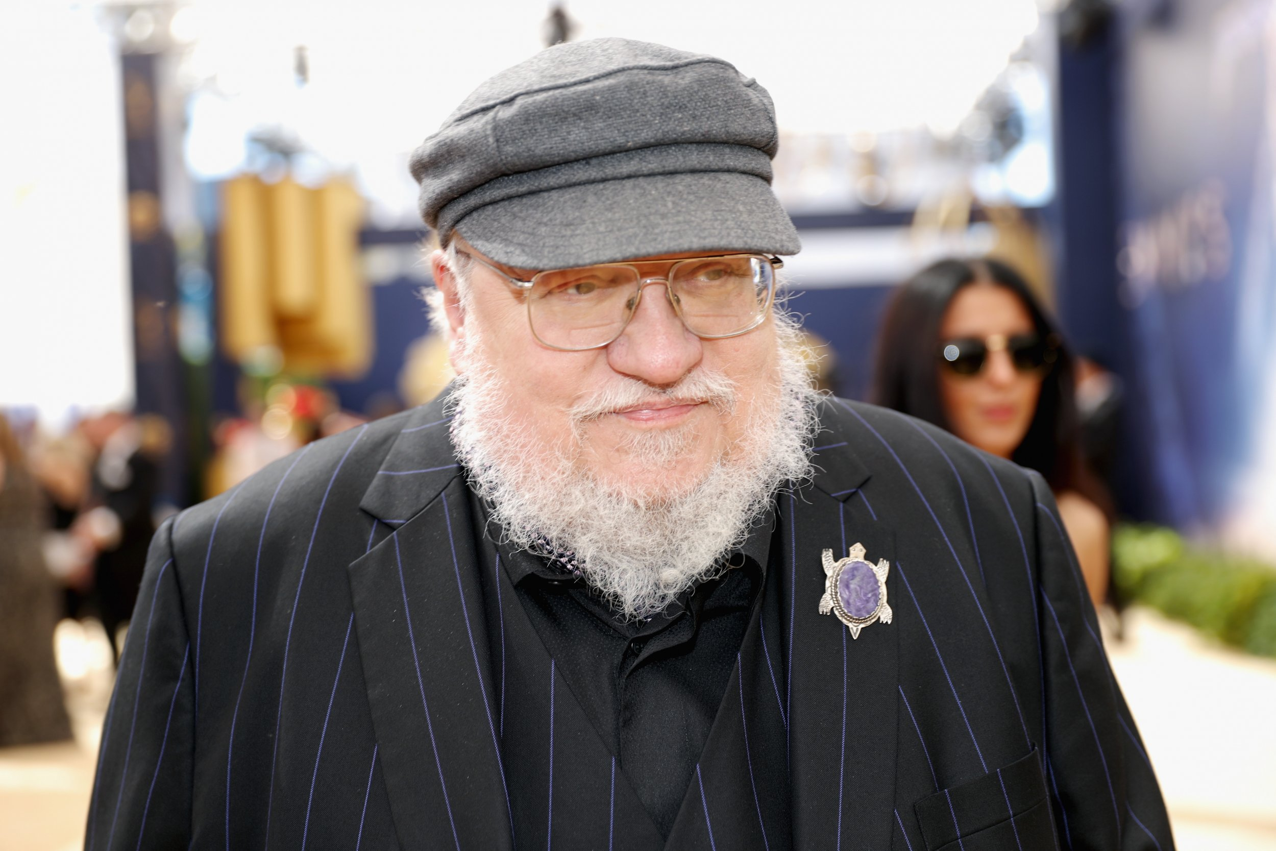 """George RR Martin making """"significant"""" progress on """"Winds of Winter"""" book"""