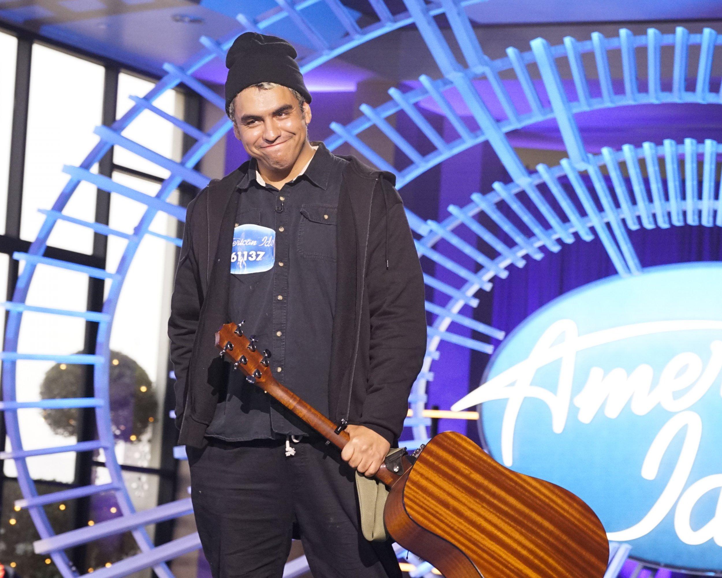 ALEJANDRO ARANDA Episode 2 of 'American Idol'