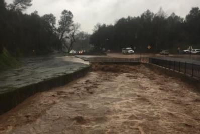 Tuolumne County Flooding