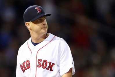 Steven Wright, Boston Red Sox