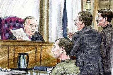 who, is, judge, t.s., ellis, manafort, sentencing