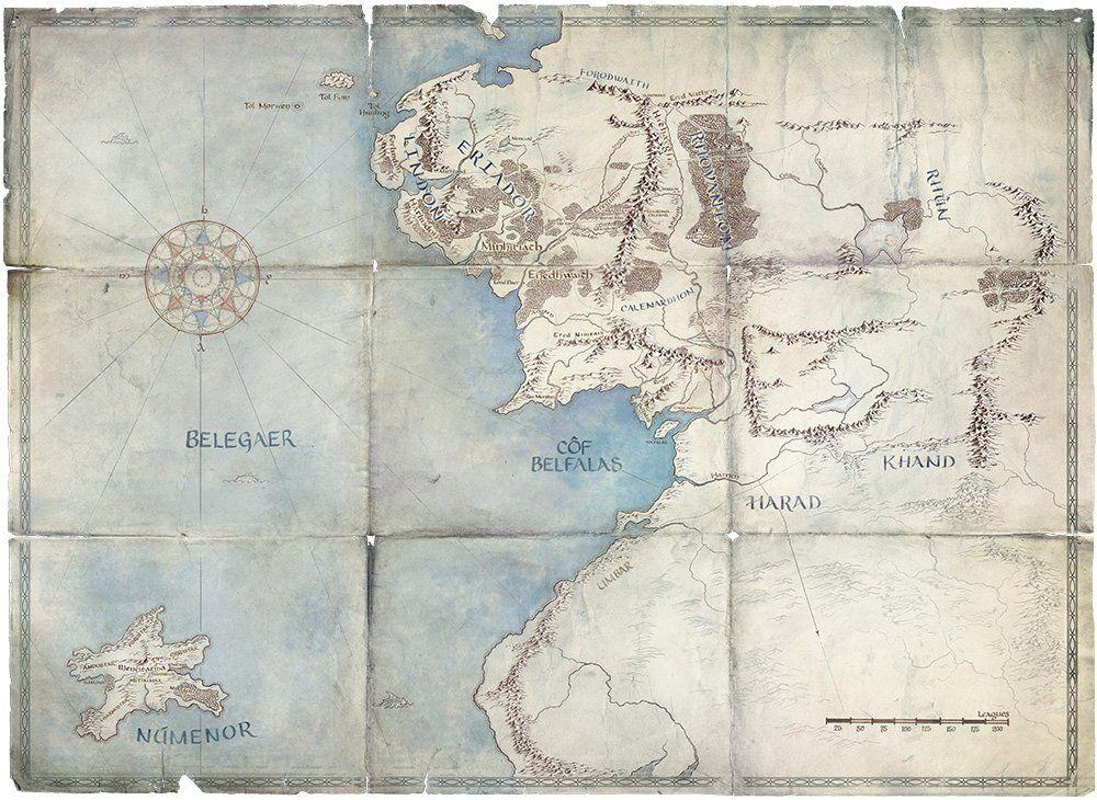lord-of-the-rings-amazon-silmarillion-map