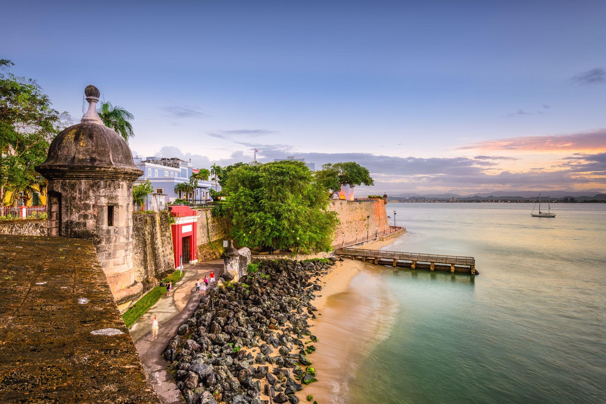 San Juan, Puerto Rico spring break airbnb