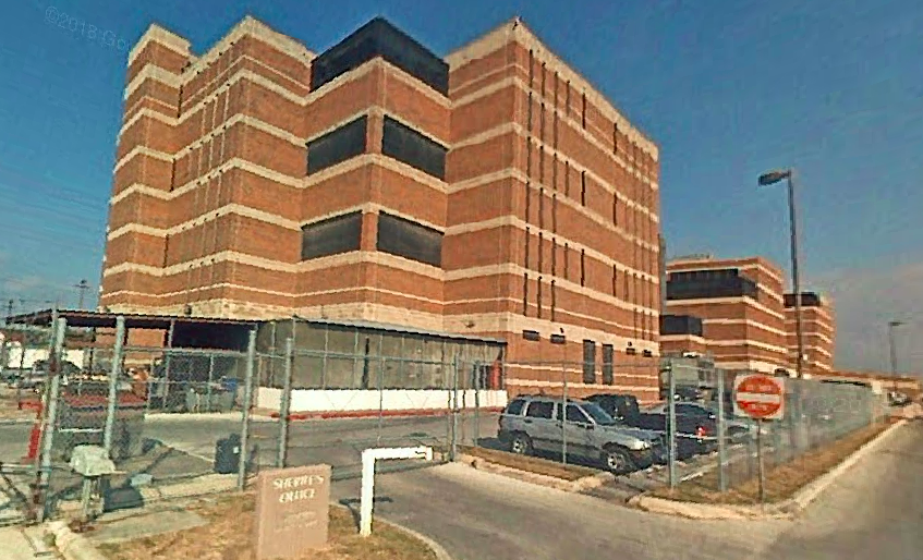 Bexar County Jail