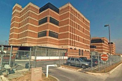 Bexar County Jail