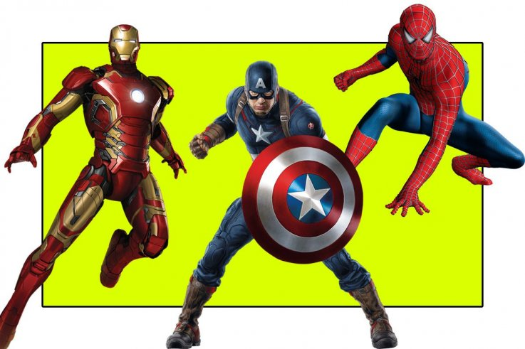 Marvel Cinematic Universe Movies Ranked from Worst to Best