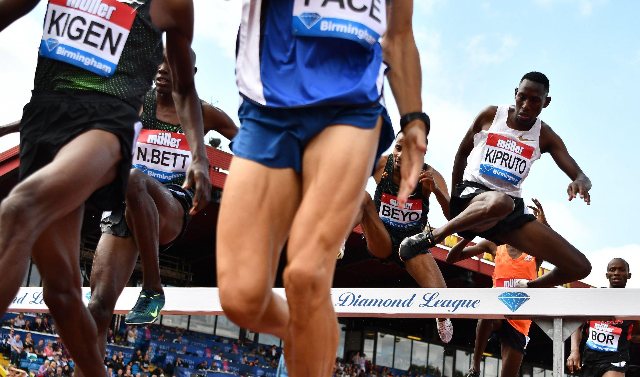 IAAF Birmingham Diamond League