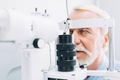 eye test stock getty