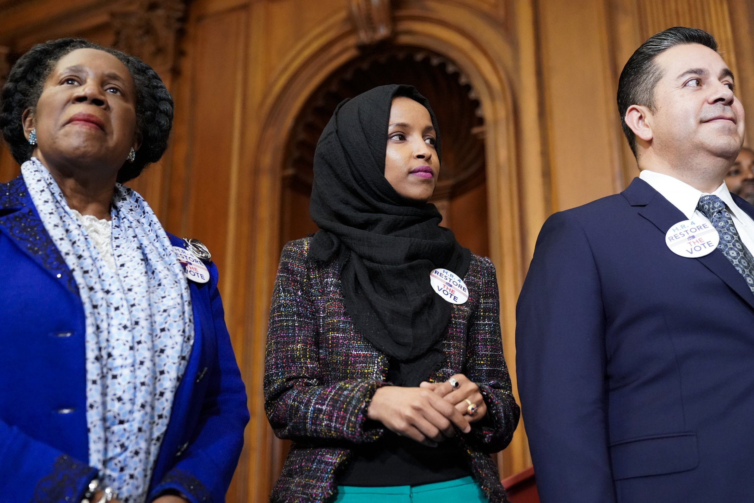 ilhan omar, barack obama, drone, immigration