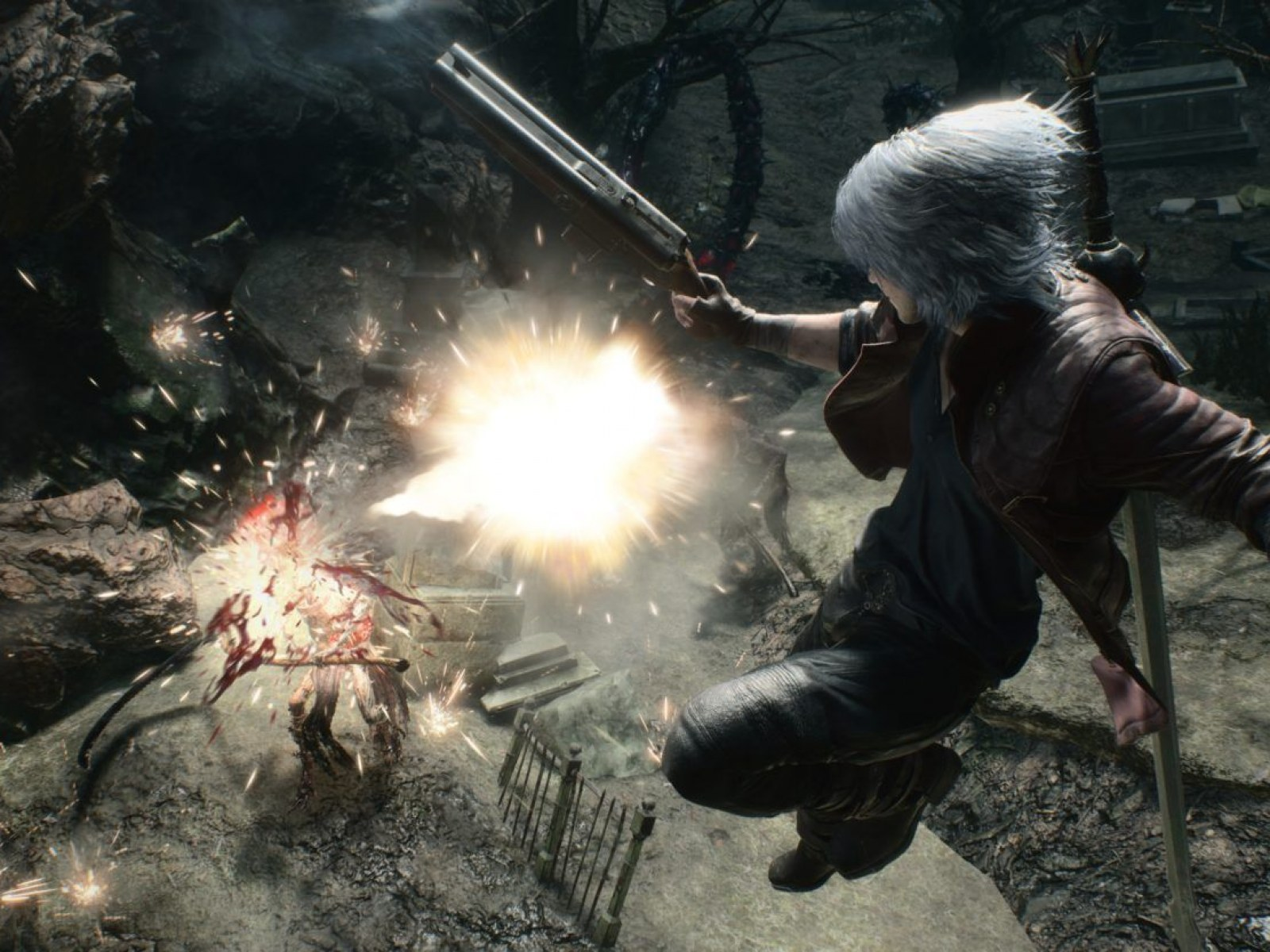 Devil May Cry 5 Difficulty Modes Why You Should Start On Devil