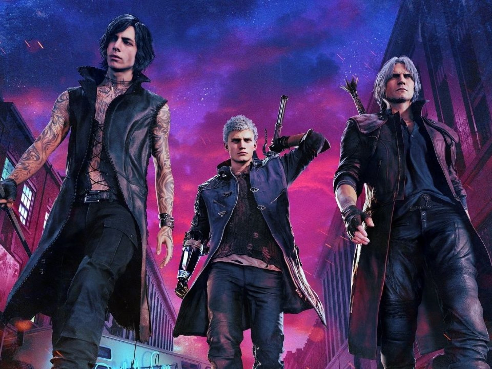 Devil May Cry 5 Dlc Release Time When Can You Download Bloody