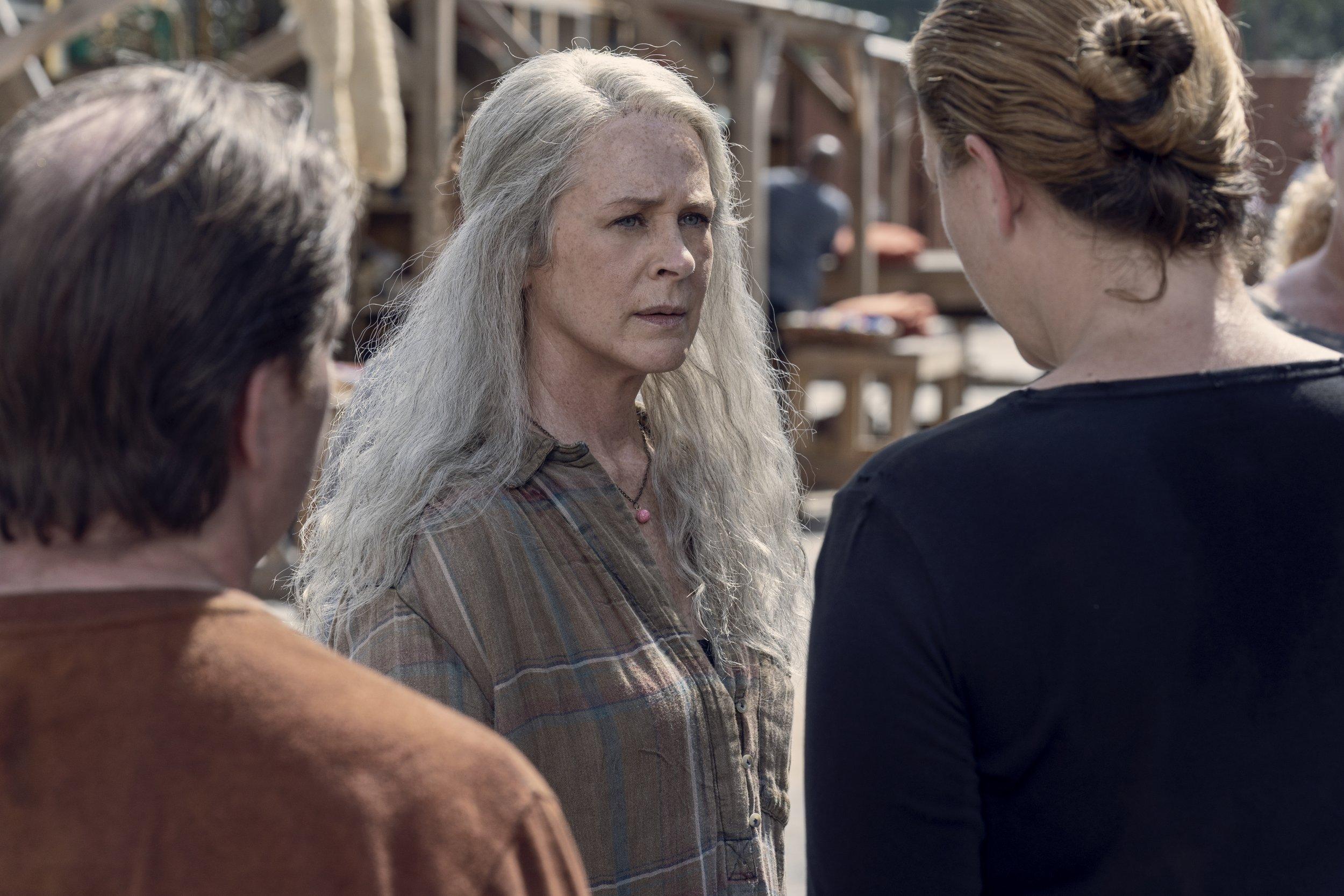 Walking Dead Carol 9x13