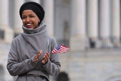 Ilhan Omar, Fox News Host Jeanine Pirro, hijab, Sharia
