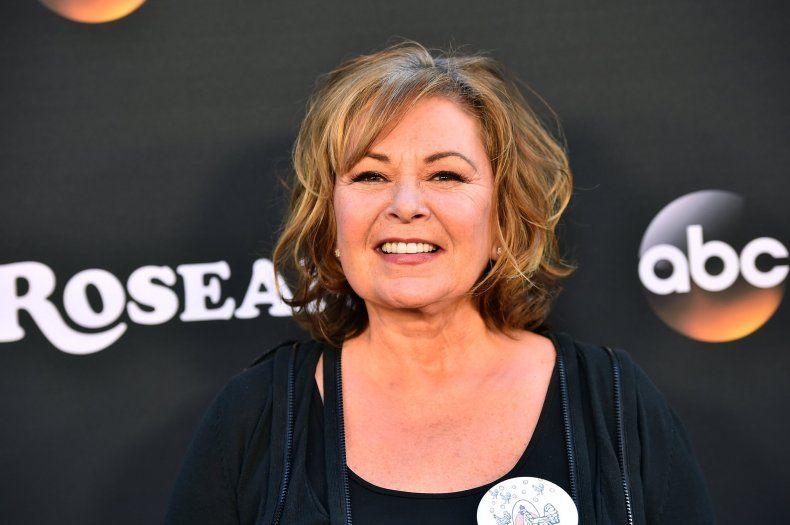 Roseanne Barr Blames Michelle Obama