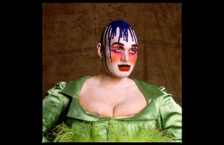 Fergus Greer Leigh Bowery Looks 2