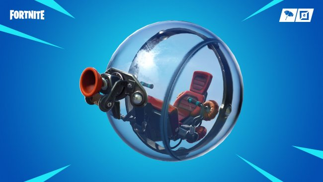 Fortnite' Update 8 10 Adds Baller & Vending Machines - Patch Notes
