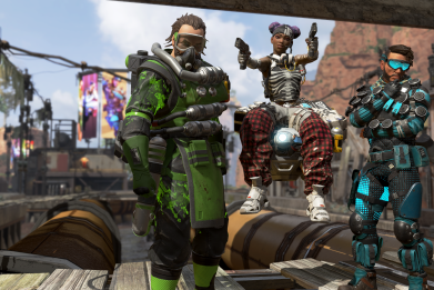 Apex Legends Battle Pass release