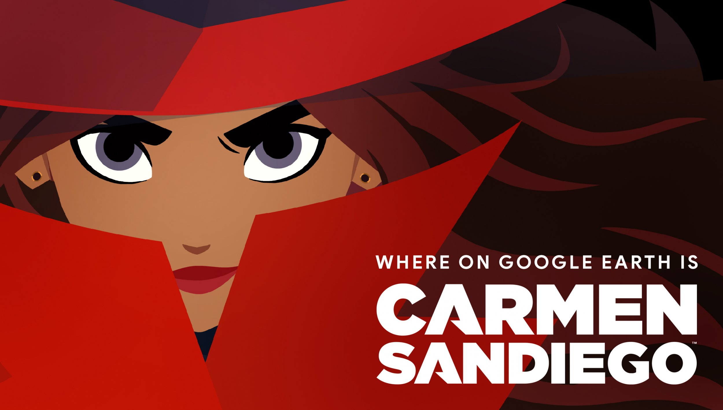 Where on Google Earth is Carmen Sandiego How to Play