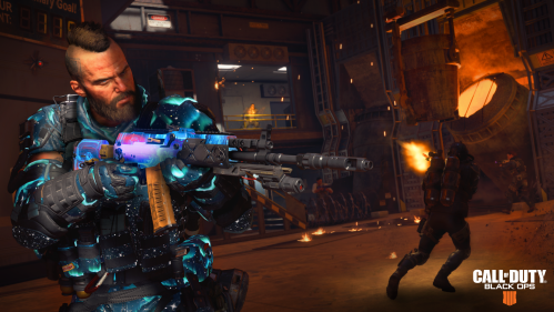 Call of Duty: Black Ops 4' Update 1 14 Adds Shamrock & Awe Event