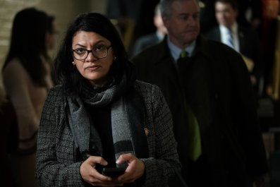 Rashida Tlaib, Donald Trump, impeachment, Nancy Pelosi