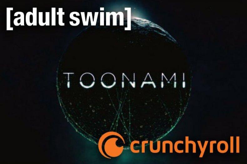 toonami crunchyroll adult swim partnership deal